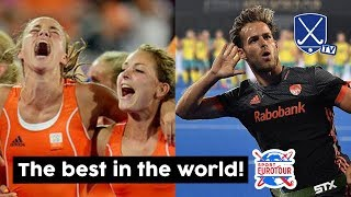Why Dutch Field Hockey Is The Best In The World! | Hockey Heroes TV