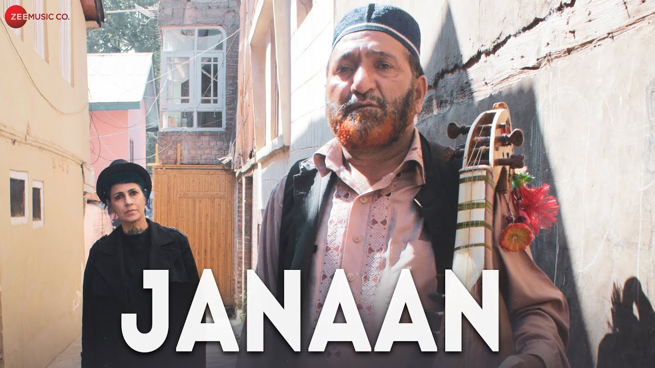 Janaan Lyrics - Sapna Moti Bhavnani Full Song Lyrics | Noor Mohammad - Lyricworld