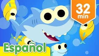 Bebé Tiburón Y Más Canciones Infantiles | Música Para Niños