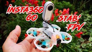 Insta360 GO stabilisation FPV