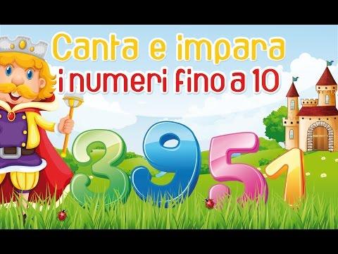 Canta e impara i numeri fino al 10 - Canzoni per bambini di Mela Music