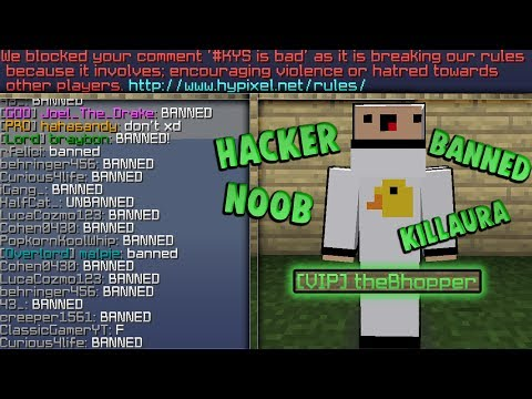 i'm getting BANNED for HACKING     (I'm Sorry) - Boeh