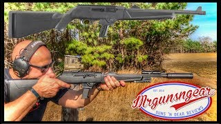 Ruger PC Carbine 9mm Takedown Rifle Review