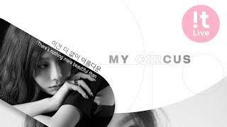 TAEYEON 태연 'Circus' Lyric Video