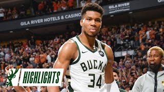 Every Bucket: Giannis Drops 32 Points & THE DUNK In Game 5 Of The NBA Finals