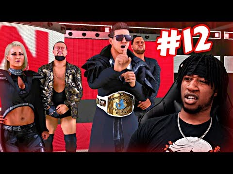 WWE 2K19 MyCAREER - MAKING MY RAW DEBUT!! GOING AFTER THE MIZ INTERCONTINENTAL CHAMPIONSHIP!