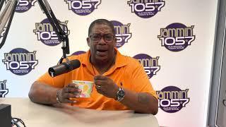 DJ Thump Celebrates National Ice Cream Day With Yogurtland