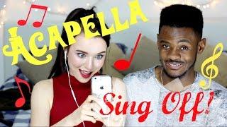 ACAPELLA SING OFF || Beth and Jamarl