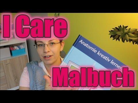 I Care Malbuch für Anatomie 😍   Ausbildung Krankenpflege   Thieme