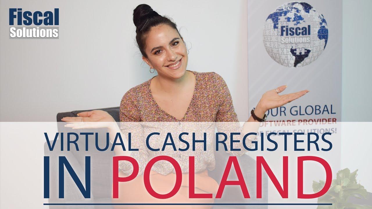 Poland: Virtual Cash registers - Webinar Invite