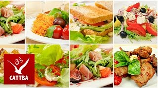 Раздельное питание таблица. Совместимость продуктов