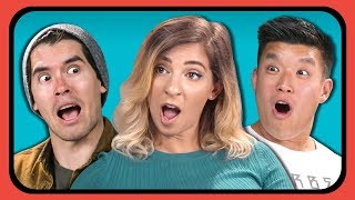 YOUTUBERS REACT TO THEIR FIRST TWEETS?!