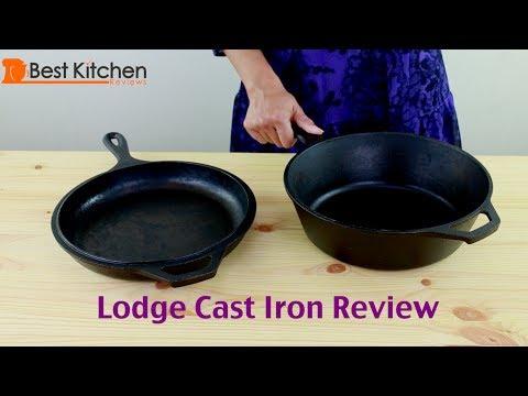 Lodge Cast Iron Review