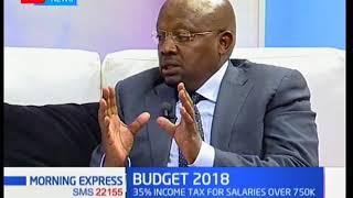 Glaring gaps in Kenya's 2018/19 Sh 3 Trillion Budget