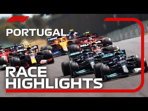 角田裕毅は15位 F1第3戦ポルトガルGP(ポルティモア)決勝ハイライト動画