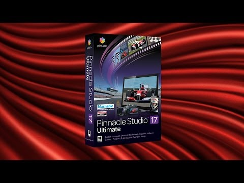 Pinnacle Studio 17 Ultimate Review and Tutorial