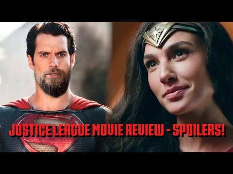 Justice League Movie Review Discussion Spoilers