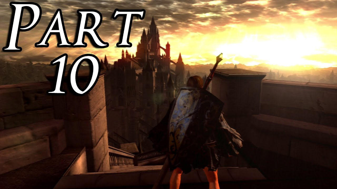 Dark Souls – Part 10 – Ankunft in Anor Londo