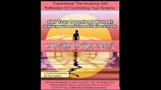 EXPERIENCE VIVID LIFE LIKE LUCID DREAMS GUIDED MEDITATION BRAINWAVES BINAURAL BEATS PAUL SANTISI