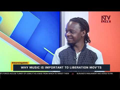 TAKE NOTE: Music and Liberation movenments