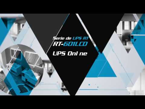 Forza | UPS online RT 601LCD