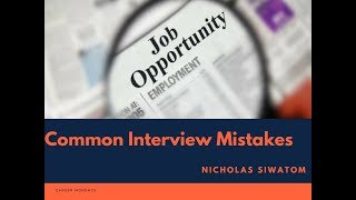 Common CV mistakes that people make with Standard Group HR-Nicholas Siwatom