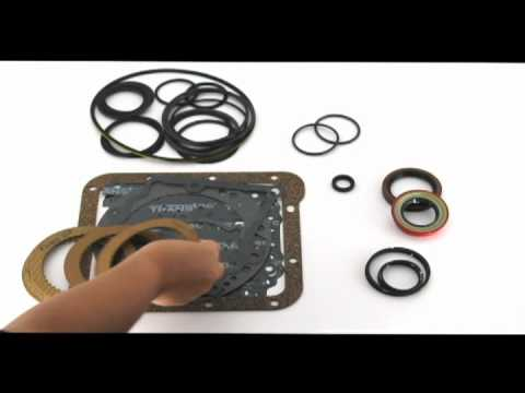 Kits de Reparacion para Transmision Automatica