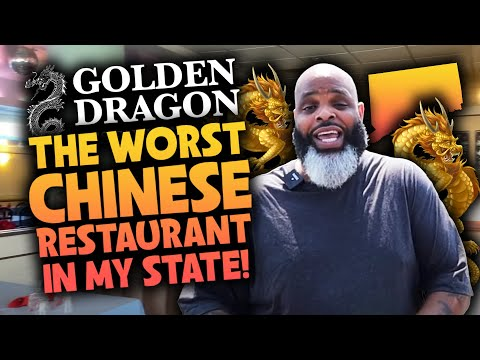 Eating At The WORST Reviewed CHINESE Restaurant In My State