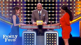 YUM? The Colonel likes this on chicken AND his woman! | Family Feud