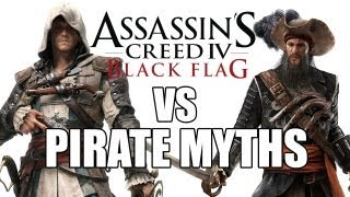 Assassin's Creed 4: Black Flag and 7 Dumb Pirate Myths You Won't Find In It