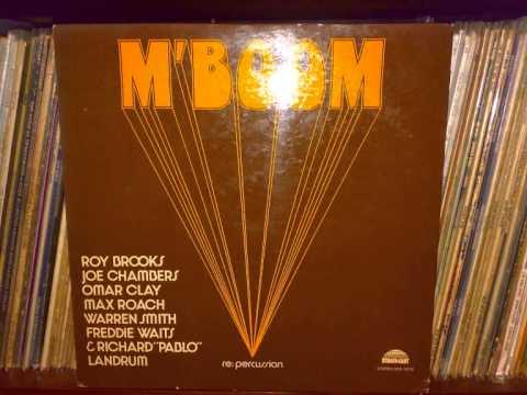 """""""M'Boom"""" (Usa, 1973) de Re Percussion (Full Album)"""