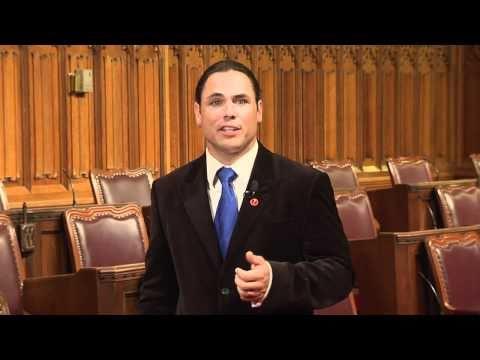Senator Patrick Brazeau On The Role Of The Senate Of Canada