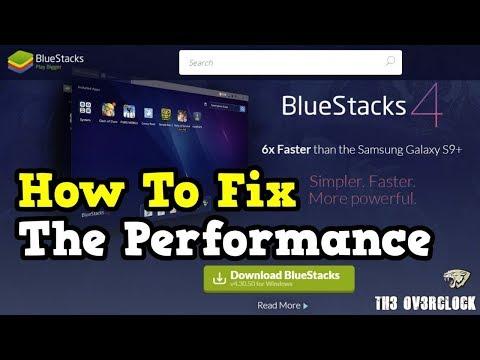 Bluestacks 4 Graphics Problem