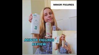 Minor Figures Review | Nitro Cold Brew Coffee & Oat Milk