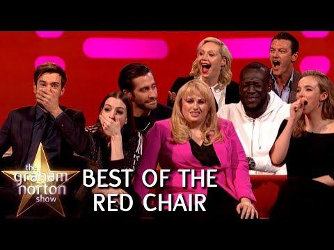 To nejlepší z červeného křesla ve 25. sérii – 2. část - The Graham Norton Show