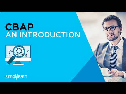 Introduction To Certified Business Analysis Professional Certification ...