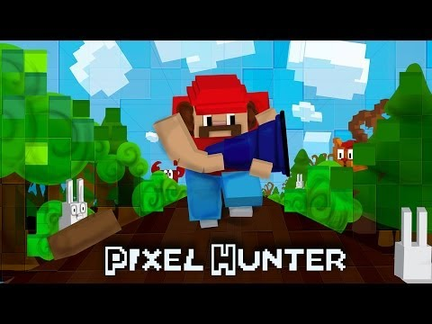 Pixel Hunter iPhone Game Trailer ( OFFICIAL by Lemondo Entertainment ) thumbnail