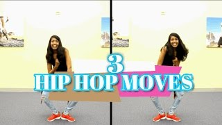 Basic HIP HOP Moves For Beginners - Part 2   Dance Tutorial