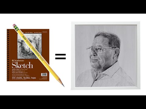 FREE Online DRAWING CLASSES for Beginners on YouTube: Episode 1 - 10 Essential Drawing Supplies