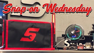 SNAP-ON WEDNESDAY - Grandpa Joel Is In The House!