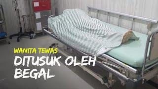 Seorang Wanita di Lampung Tewas karena Dibegal, Korban Dicegat saat Lewat Kebun Jagung