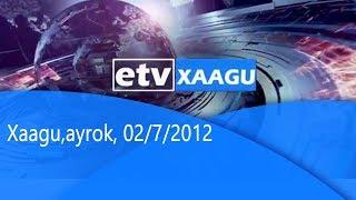 Xaagu,ayrok 02/7/2012