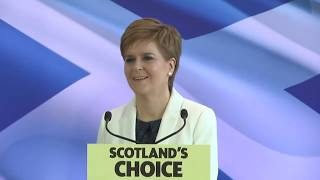31-JAN Nicola Sturgeon sets out the next steps towards Scottish Independence #IndyRef2020 #IndyRef2