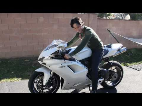 DUCATI 1198 SUPERBIKE Walk Around - In 1080P HD 5.1 Surround Sound