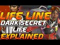 Life Line Dark Secret Past : Apex Legends theory lore (Season 4)