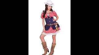 0630 - COWGIRL (dress)
