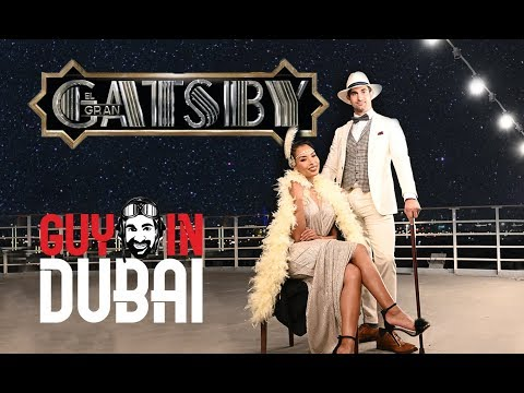 The grandest party in Dubai - Gatsby's party on the QE2