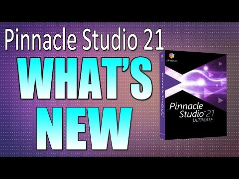 Pinnacle Studio 21 Ultimate Review and Tutorial | What's New