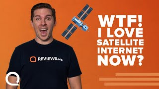 Wait, Is Satellite Internet About to Get ... Awesome?