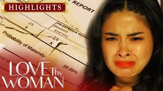 Dana (Yam Concepcion) is devastated after finding out the true result of Jia (Kim CHiu) and Michael's (JJ Quilantang) DNA test.  Subscribe to the ABS-CBN Entertainment channel! - http://bit.ly/ABS-CBNEntertainment  Watch the full episodes of Love Thy Woman on TFC.TV: http://bit.ly/LoveThyWoman-TFCTV and on iWant for Philippine viewers: http://bit.ly/LoveThyWoman-iWant  Visit our official websites!  https://lovethywoman.abs-cbn.com/  http://www.push.com.ph  Facebook:http://www.facebook.com/ABSCBNnetwork Twitter:https://twitter.com/ABSCBN Instagram:http://instagram.com/abscbn  Episode 40 Cast: Eula Valdes (Lucy) / Yam Concepcion (Dana) / Jennifer Sevilla (Carol) / JJ Quilantang (Michael) / Mari Kaimo (Manny) / Tim Yap (Tim)  Watch more Love Thy Woman videos here: Highlights - http://bit.ly/LoveThyWomanHighlights Recaps - http://bit.ly/LoveThyWomanRecaps  #LTWBistado #LoveThyWomanEp40 #LoveThyWoman